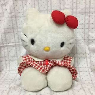 Sanrio 曰本製 Hello Kitty 毛公仔