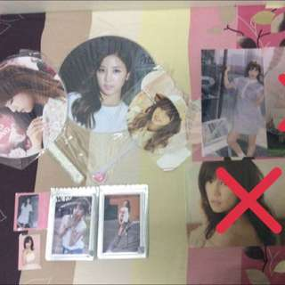 Apink Chorong Official Merchandise Set