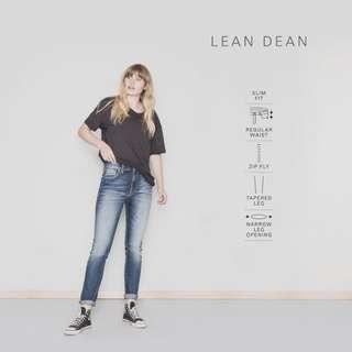 Brand new Nudie Jeans - Lean dean indigo throb