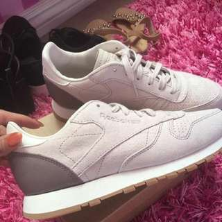 Reebok Bread And Butter Leather