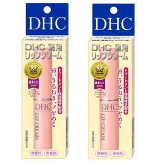 Dhc護唇膏