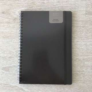 DAYCRAFT Black Sketchbook