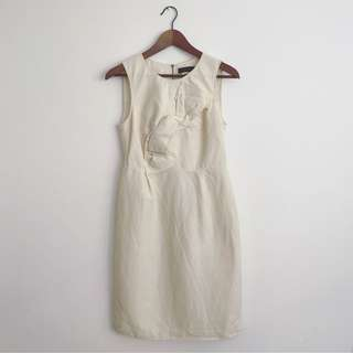 Country Road Silk And Linen Dress
