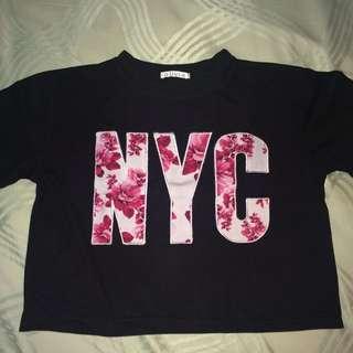 CROP TOP NYC
