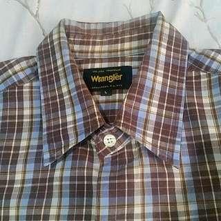 Original Wrangler Polo Size L