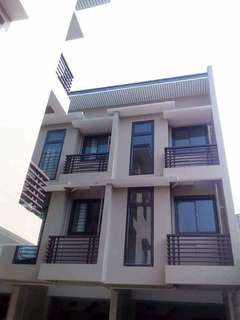 Townhouse in Pasay RFO