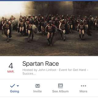 March 4th Spartan Race