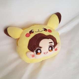 Exo Chanyeol Doll / Pouch Pikayeoli