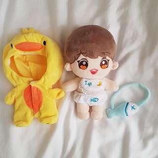 Exo Doll Chanyeol Dolls