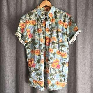• Deus • SS Hawaiian Shirt