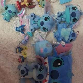 史迪仔  stitch 16件  全新99
