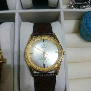 翁莎錶(手上鍊機械錶)