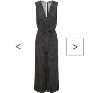 Sheike Size 14 Jump Suit