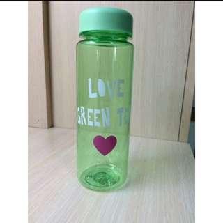 綠色 隨身瓶 水壺