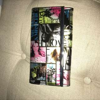 Magazine Vogue Clutch Wallet (Like New!)