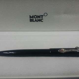 Montblanc Heritage Collection Rouge et Noir Special Edition Ballpoint Pen 114724