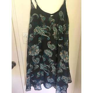 Size 12 Now Paisley Dress