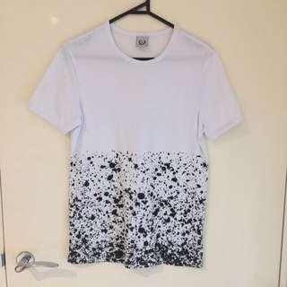 Splash Print T-shirt