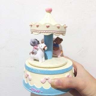 music box pastel