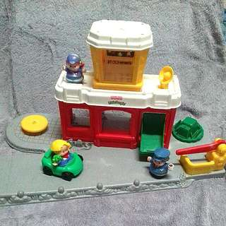 Fisher Price Little People - Airport Set