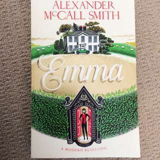 'Emma' Modern Retelling By Alexander McCall Smith