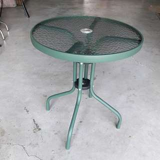 鐵製60公分圓桌 樣品出清