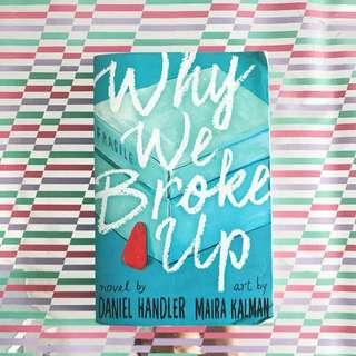 Why We Broke Up - Daniel Handler