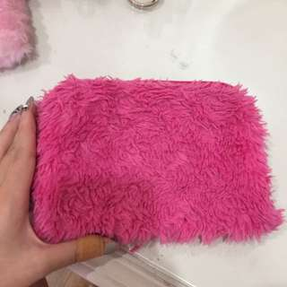 Pouch Make Up Pink