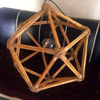 Geometrical Pendant Lamp