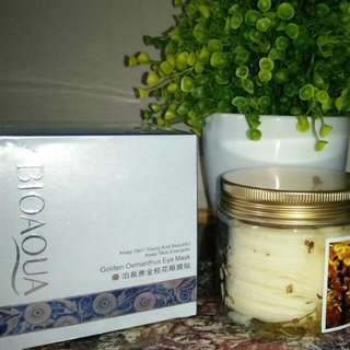 BIOAQUA GOLDEN OSMANTHUS EYE MASK ISI 80