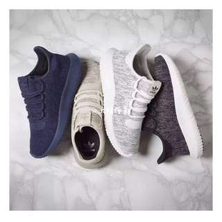 promo code 50bbe a90f8 (PREORDER) Adidas Tubular Shadow Knit Shoes