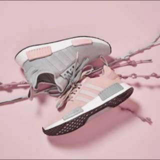 NMD R1 VAPOUR PINK SIZE US7