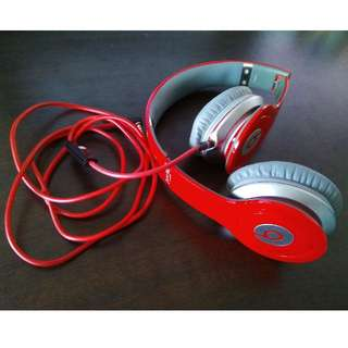 Used Beats Solo HD Headphone for Sale