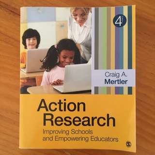 Action Research Mertler 4th Edition