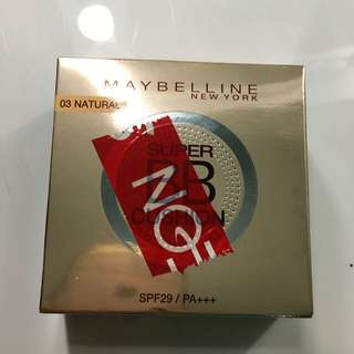 Maybelline Bb Cushion | Shade 03 Natural