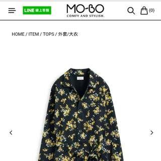 Mobo 春秋風衣, 全新可換物, M號