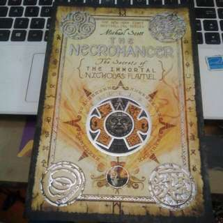 The Necromancer - Michael Scott