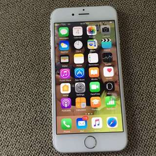 Iphone 6 Space Grey (64gb)