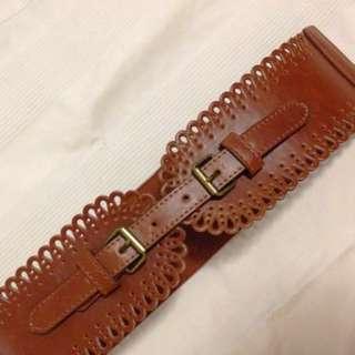Brown Waist belt