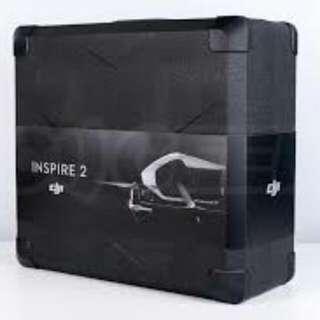 Dji Inspire 2 With X4s Camera