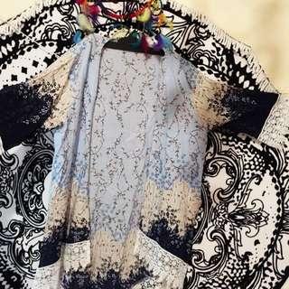 Beautiful Long Kimono