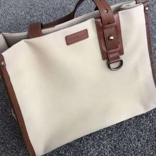 Burberry Vintage Shopping Bag