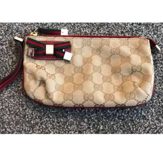 Gucci Hand Sling Purse