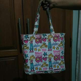 Original Happy House Two-sided Bag