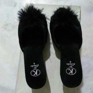 Clark Black Sandals