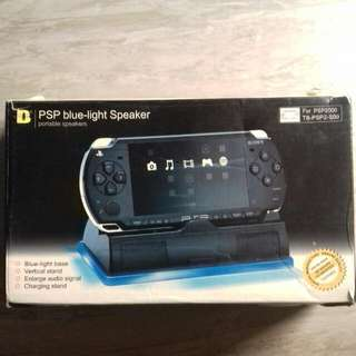 PSP Blue-Light Speaker