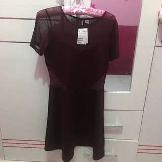NEW DRESS H&M HNM