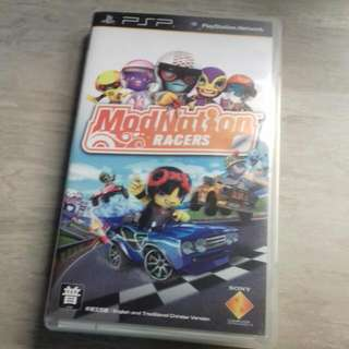 PSP ModNation Racers