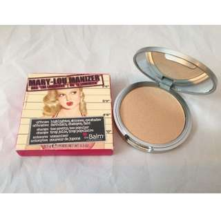 The Balm Mary-Lou Manizer 8.5g BRAND NEW + AUTH