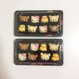 Thank You For Supporting Rilakkuma Chocolates